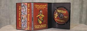 DBHS DVD Covers
