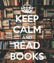 Keep Calm and Keep Reading