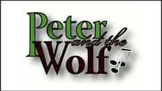 This Peter & the Wolf reads the story