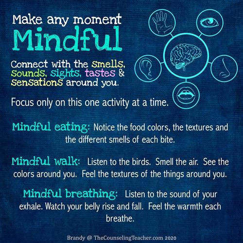 Make Any Moment Mindful