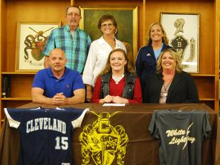 Rebekah Copas Signs