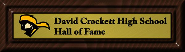 DCHS Hall of Fame Plaque Graphic