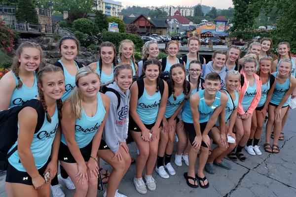 DCHS Cheerleaders