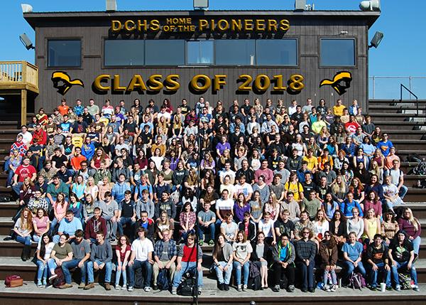 Class of 2018 Class Picture